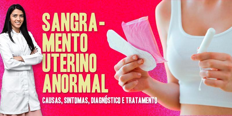 header sangramento uterino anormal